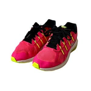 Nike Air Max Dynasty Hot Pink Sneakers (Youth)